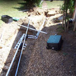 Home drainage solutions by TSP Lawns & Landscaping - Yorktown VA