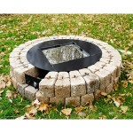 Fire Pit by TSP Lawns & Landscaping - Yorktown Virginia