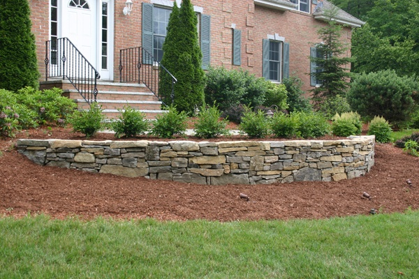 Special Projects Retaining Wall Scrolling 1 Tsp Lawns