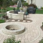 Fire Pits and Patios by TSP Landscaping Yorktown Virginia