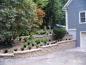 Retaining Walls by TSP Lawns & Landscaping, Inc. - Yorktown VA