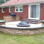 Fire Pits and Patios by TSP Lawns and Landscaping Yorktown VA
