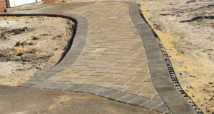 Paver Walkways by TSP Lawns & Landscaping in Yorktown Virginia