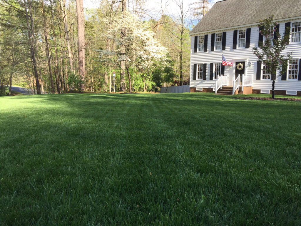 Landscaping by TSP Lawns and Landscapes - Yorktown Virginia